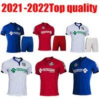 Getafe cf futebol jerseys bar 2020 2021 camisetas de fútbol anjo mata maksimovic cucurella etxeita unal homens kit kit de futebol camisa uniforme