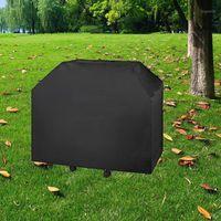 La copertura del barbecue da 210D Oxford Plower Waterproof e protezione solare Cover e grill per barbecue in accessori BBQ Grill Accessories1