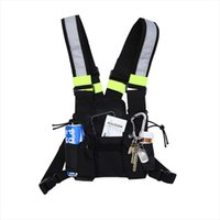 Fashion Chest Rig Bag Camouflage Tactical Vest Harness Front...