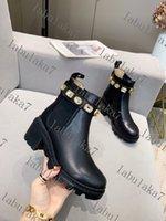 Mulheres oblíquos tornozelo martin botas treinadores de alta qualidade sapatos de couro preto moda sapato ao ar livre qualidade superior com caixa
