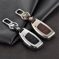 Accessoires adaptés à Hyundai Verna Mistra IX25 IX35 Télécommande Auto 3 boutons Touche Titulaire de la clé Sac shell Coffret Boîte Keyfob Protecteur Couverture