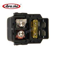 Arashi Electrical Starter Relay solenoide para HONDA CB900F 2002 - 2007 RVT1000 RVT1000R 2003 2004 2005 2006 CH250 Elite 1989 1990