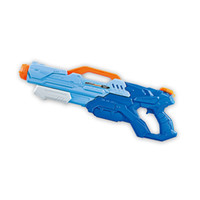 Juguetes Pistola de agua QS811-34-1 1500ml Capacidad Air Squirt Squirt Trigger Party Pool Toy 1pc / Poly Pack