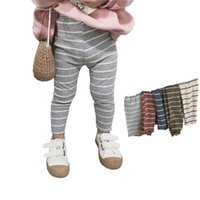 Milancel Kids Leggings Modis STYLE BASE BASE Girls Leggings Детская одежда Хлопок Мальчики Леггинсы для девочек Дети LJ200828