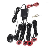 1 Set Car Parking Sensor 16.5mm Reverse Probe System Sound Alert Backup Parksensor für Fahrzeug Auto Auto Truck1