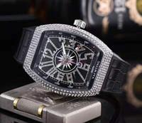 2020 новый стиль FM роскошные женщины смотреть полный алмазный кварцевый часы женщин релей мюджер модное платье леди наручные часы монр Femme