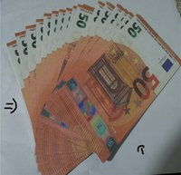 50 Euro simulazione giocattolo carta soldi taken ricompensa per bambini giocattolo per bambini banconote banconote ricompensa carta soldi puzzle Kindergarten