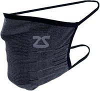 USA Face Zensah Made Technical Reusable Fabric Mask for Runn...