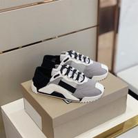 NS1 Спортивный мужской Обувь с коробкой и пылью сумка 2020 Новый стиль резиновые подошвы обувь для обуви коровьей NS1 кроссовки мужчин