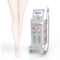 Ice Platinum Diode Laser Hair Removal Machine Laser Diode La...