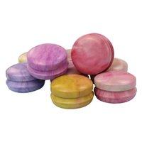 Aromaterapia di ferro candela jar ciambella fiore inchiostro modello portatile cassa portatile personale famiglia unguento unguento rossetto scatola di imballaggio vendita calda 1 2AM J2