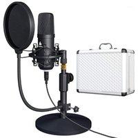 MAONO A04TC USB ميكروفون كيت 192 كيلو هرتز / 24bit المهنية المكثف microfono البودكاست البث ميكروفون ل outube الألعاب تسجيل 1