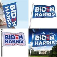 2021 US-Präsident Banner Blue Rechteck Biden Harris Parade-Kampagne Wahlflagge 150 * 90cm Polyester-Flaggen Freies Verschiffen 10WG M2