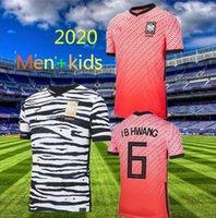 2020 한국 축구 유니폼 한국 SON 축구 셔츠 (20) (21) 남부 뉴저지 한국이 형 KIM LEE KIM HO SON 사용자 정의 남자 아이