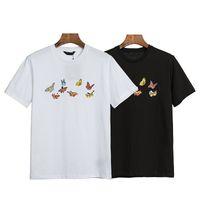 Herren Designer T-shirt Lässig Sommer Frühling Mann Womens lose T-Shirts mit Buchstaben Drucken Kurze Ärmeln Top Verkauf Luxus Männer Tshirts