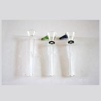Glisserie mâle coulissante et femelle stem style entonnoir avec du caoutchouc noir Caisson simple pour les bangs en verre Tuyaux d'eau Serviette gratuite 273 G2