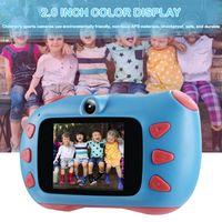 Mini Digital Camera Photo Video Camcorder Gift Children 2.0 inch Kids Auto Focus 1080P Portable Interactive Present