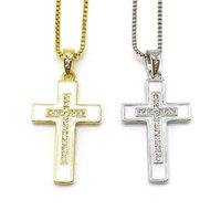 5pcs lot Newest Arrival Enamel Jewelry Cross Pendants Necklaces