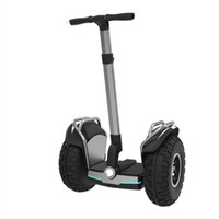 مستودع الولايات المتحدة DAIBOT الطرق الوعرة سكوتر الكهربائية 19 بوصة الدراجات البخارية الذاتي الذاتي 1200W * 2 بالغون سكيت Hoverboard مع بلوتوث / التطبيق