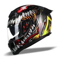 Jiekai sıcak satış kros motosiklet sürme kask açık yarış kask