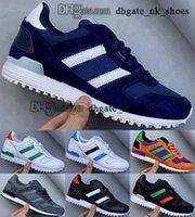 스니커즈 망 ZX750 Chaussures 신발 ZX 750 클래식 트리 플러 흑인 남성 5 35 Schuhe 트레이너 바구니 크기 크기 45 어린이 여성 EUR 11