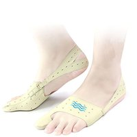 1 Pc Joanete Toe Separator Corrector Esporte Socks Hallux valgus pé osso Straightener Brace pain Prova Relief Toes Proteger
