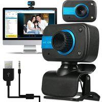 WEBCAM WEBCAM 1080P HD Webcam Full HD 1080P Web caméra web camara Web conçu pour ordinateurs portables et ordinateurs de bureau1