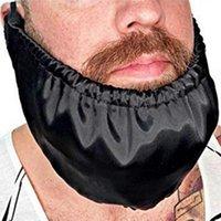 Przenośne Męskie Broda BIB Regulowane Wodoodporne Facial Fartuch Fartuch Guard Bonnet Broda Rag Beard Styling Tool