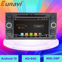 Eunavi 2 DIN Android Car Radio DVD-Player für Mondeo S-Max Focus C-Max Galaxy Fiesta Transit Fusion Multimedia Headunit DSP Car DVD