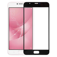 Front Screen Outer Glass Lens for Asus ZenFone 4 Max Plus ZC...