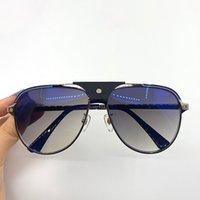 CT0192S Erkekler ve Kadınlar Yuvarlak Güneş Gözlüğü Metal Çerçeve Popüler Retro UV400 Lensler En Kaliteli Göz Koruma Klasik Stil Hediye Kutusu