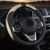 WLMWL Leder Auto Lenkradabdeckung für Infiniti Alle Modelle FX EX JX G M QX50 QX56 QX80 Q70L QX50 QX60 Q50 Q60 Car-Styling1