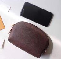 Borsa cosmetica Donne Borse cosmetiche Famoso sacchetto trucco sacchetto di viaggio make up borsa Ladies borse borse da toilette Organizador Borse da toilette