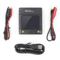DSO112A 2MHZ Osciloscopio 5MSPS Herramientas Touch Pantalla táctil Mini Portátil Durable USB Estable Digital Almacenamiento Digital Analizador de mano