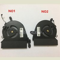 Almofadas de resfriamento de laptop CPU fã GPU 15-DF 15-DF0033DX X360 radiador nd75c23-18c11nd75c23-18c12 l41486-001 l41483-001