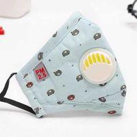 быть моющимися Factory настроены отводы детские мультики могут РМ2,5 дышащий маски Детские маски со студентами клапанов