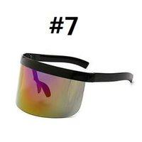 Neue Schutzbrille Radsport Gesichtsmaske verhindert Spritzer Staub und Sand Maske Treiber-Brillen Radfahren Brille fahren GGE1856