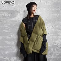 Warm Winter Female Coat Black Clothing Women Jacket Cotton W...