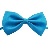 2021 1 шт. Регулируемая собака кошка бабочка галстука шеи домашнее животное собака галстука щенок луки Pet Bows галстук разных цветов
