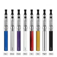 L510 Thread Battery BACK EGO CE4 Kit di avviamento di sigaretta elettronica 8 colori 650/900 / 1100mAh EGO-T Batteria CE4 Atomizzatore Atomizzatore Professionale
