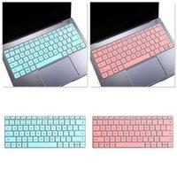 ل Huawei MateBook D 15 (AMD Ryzen) 15.6 بوصة الكمبيوتر المحمول 2020 غطاء لوحة المفاتيح حامي الجلد لهواوي MateBook D15 Laptop1