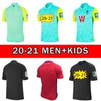 الرجال + الاطفال 2020 2021 أعلى غرناطة لكرة القدم الفانيلة 20 21 غرناطة CF الرئيسية Third Soldado Herrera Antonio Puertas Shirts