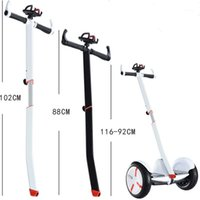 Elektrischer Self-Roller einstellbarer Lenker mit Telefonhalter-Halterung-Halterung-T-Form-Griff-Lenker für Ninebot Mini Pro1