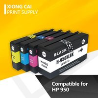 Compatible Cartuchos de tinta para 950 XL Para cartucho de tinta lleno 8100 8600 8630 8640 Printer Pro XL 951 Officejet 950XL