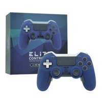 2. 4G Wireless Gamepad For Dual Vibration Elite Game Controll...