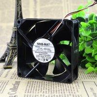 Für neue NMB-MAT 3110KL-05W-B69 C09 DC 24V 0.18A 80x80x25mm Server-Lüfter