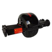 전기 외발 자전거 원 휠 전기 스쿠터 10 인치 와이드 타이어 800W 60V 20km / h 전기 스쿠터 성인 / 어린이