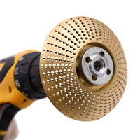 앵글 그라인더 디스크 부품 나무 연삭 휠 연마 도구 라운드 카바이드 16mm 5/8 인치 구멍 목공 샌딩 조각 도구