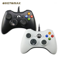 Controladores de juegos Joysticks Gamepad para Microsoft Xbox 360 Controlador almohado almohado Control Maystick PC Gaming Windows 7 8 101