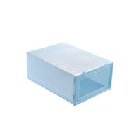 Box Clear Wather Storage Cajas de zapatos Transparente SQCPYJ Apilable Candy Thicken Dustproo SQCWQH WPHOME